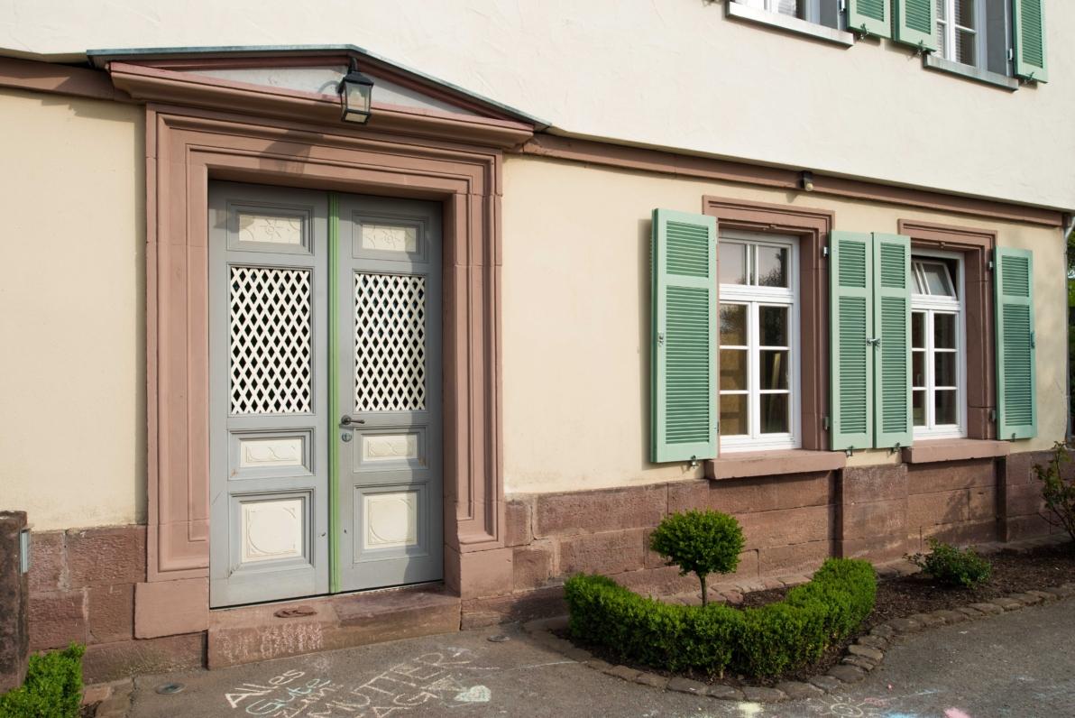 buerohauser_Denkmalschutz_03_5578 Gebäude der ehemaligen Nazarenergemeinde